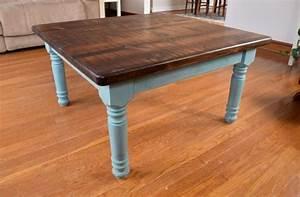 rustic coffee table farmhouse coffee table solid wood With solid wood farmhouse coffee table