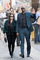 Kobe Bryant and Vanessa Laine Bryant arrive at Jimmy Kimmel Live | Sandra Rose