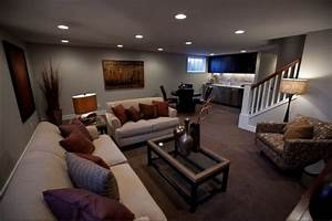 30 basement remodeling ideas inspiration for Home basement ideas
