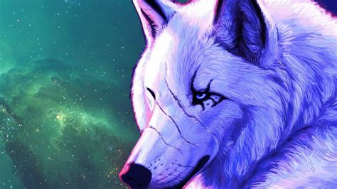 Just one of millions of high quality products. 75+ Galaxy wolf - Android, iPhone, Desktop HD Backgrounds / Wallpapers (1080p, 4k) (1920x1080 ...