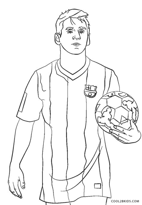 printable soccer coloring pages  kids