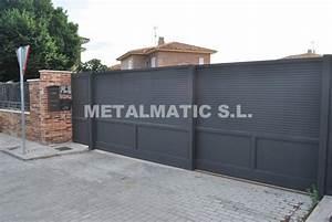 MetalMatic Puertas de Garaje Correderas Metalmatic