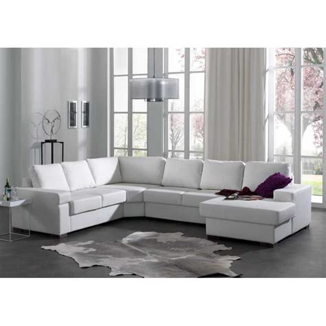 canape relax cuir blanc soldes canapé d 39 angle blanc