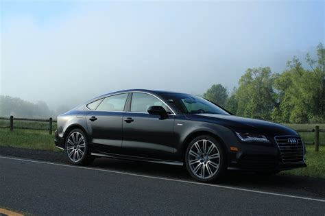 2012 Audi A7 First Drive Review