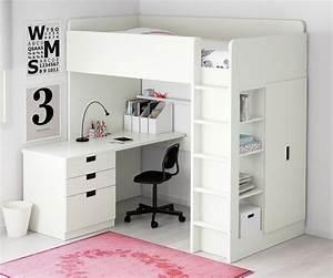 Schreibtisch Für Kinder Ikea : die besten 25 hochbett kinder ideen auf pinterest hochbett kinder ideen kinder zimmer ~ Sanjose-hotels-ca.com Haus und Dekorationen