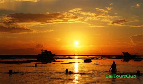 tempat wisata sunrise  matahari terbit  bali