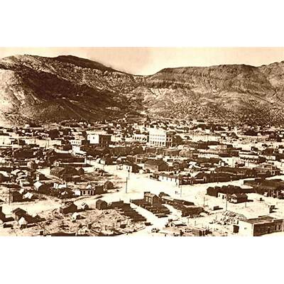 Rhyolite – Little More Than a Memory Legends of America