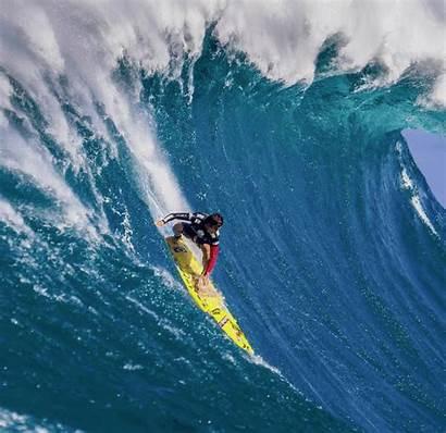 Lenny Kai Surf Record Breaker Champion Maui