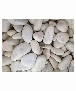 Galet Marbre Blanc : galet marbre blanc ~ Nature-et-papiers.com Idées de Décoration