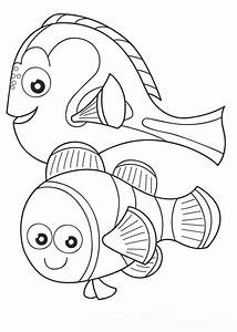 Free dory from nemo coloring pages