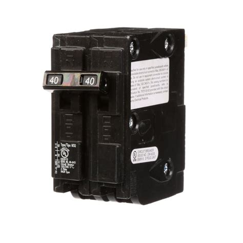 Murray Amp Double Pole Type Msq Replacement Circuit