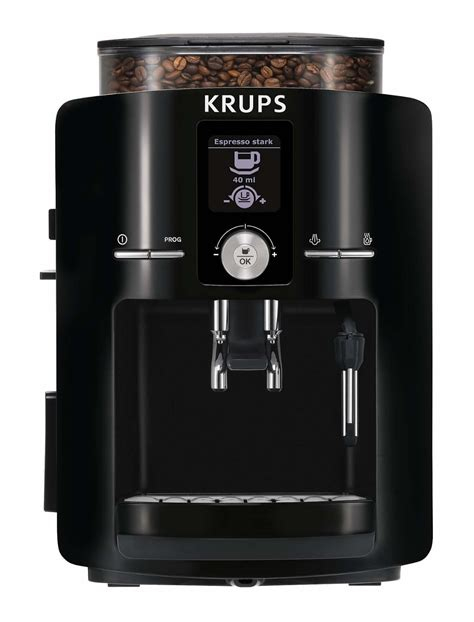 The Krups Espresso Machine   Home Espresso Machine