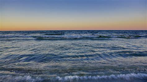 wallpaper baltic sea   wallpaper  ostsee sunset