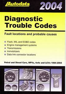 Diagnostic Trouble Codes 2004