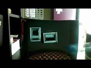 accessoire monster high pour chambre - comment faire une chambre pour monster high youtube
