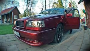 Volvo 850 T5 -94 Twinpipes  2013 Video