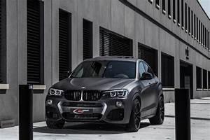 BMW X4 vom Tuner Lightweight mit 21 Zoll Hartge Felgen