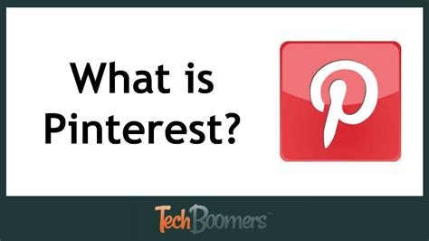 What Is Pinterest & How Does It Work Youtube