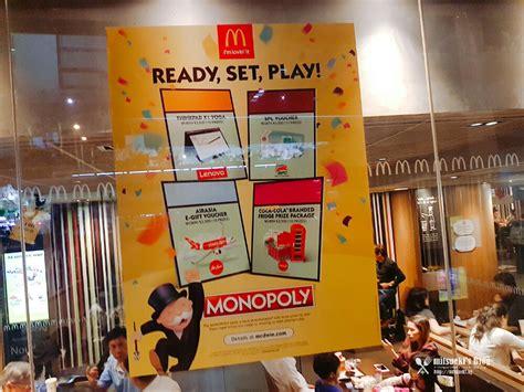 win  mcdonalds monopoly game  singapore