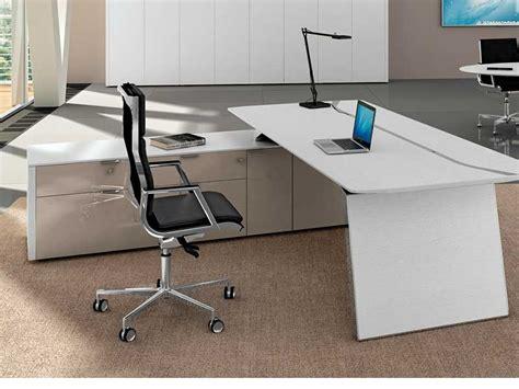 bureau de direction blanc 30 beau bureau de direction blanc avec retour hht5