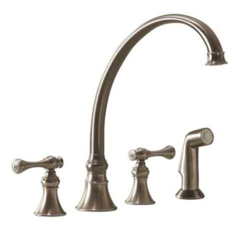 kohler kitchen sink parts kohler handle kitchen faucets at faucetdirect 6692