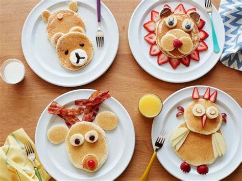 pancake animals food network cooking  kids food