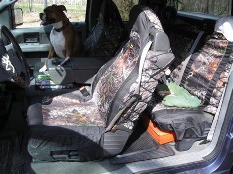 Trying To Find Some Camo Seat Covers That Fit My 06 Ford
