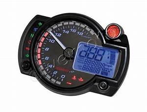 Koso Digital Cockpit Rx2n Universal 20 000 Rpm Parts At