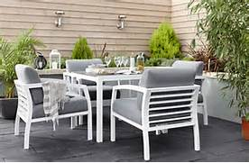 Garden Dining Sets Asda by Sydney Metal Garden Furniture Contemporary Outdoor Dining Sets South Ea