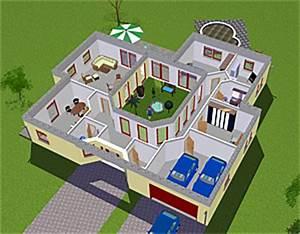 Bungalow Mit Atrium : atrium 7 2 winkelbungalow einfamilienhaus neubau massivbau stein auf stein ~ Indierocktalk.com Haus und Dekorationen