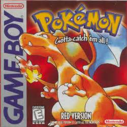 pokemon red version gb