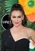 ALYSSA MILANO at Lifetime Summer Luau in Los Angeles 05/20 ...
