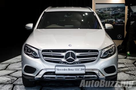 These engine performance figures are the same as the c200 and e200 which use the same powertrain and drivertrain. Mercedes-Benz GLC 200 launched in Malaysia, new base variant priced at RM288,888 - AutoBuzz.my