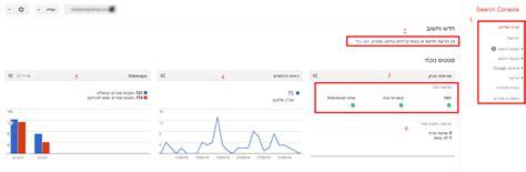 מנהל האתרים של גוגל  מפת אתר (sitemap