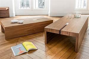 Meubles En Bois Massif : meubles design en bois ~ Melissatoandfro.com Idées de Décoration
