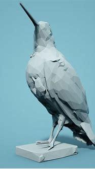 3D animal realistic faceted - TurboSquid 1162366
