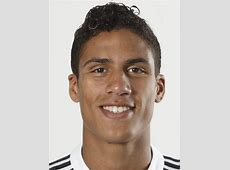 Raphaël Varane Entire performance data Transfermarkt