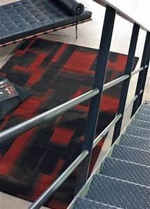 Tapis Noir Et Rouge : tapis toulemonde bochart le luxe avant tout 10 photos ~ Dallasstarsshop.com Idées de Décoration