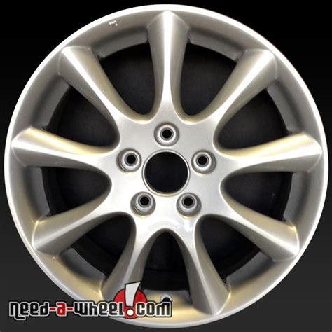 17x7 quot acura tsx oem wheel 06 07 08 silver alloy stock rim