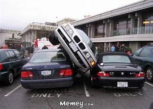 Accident Parking Sans Tiers Identifié : car memes funny car pictures page 2 ~ Medecine-chirurgie-esthetiques.com Avis de Voitures