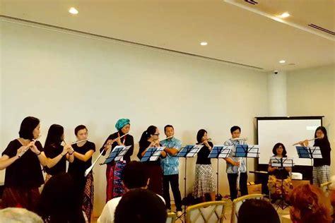 Harmoni musik adalah keselarasan suara. JakFlute Community Ensemble: Bangkitkan Harmoni Musik Flute - MLDSPOT
