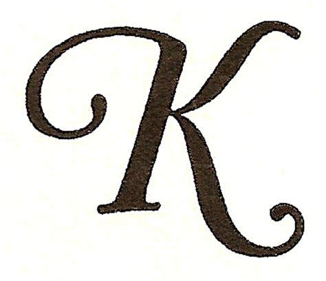 fancy letter k fancy letter k clipart clipartsgram alphabet