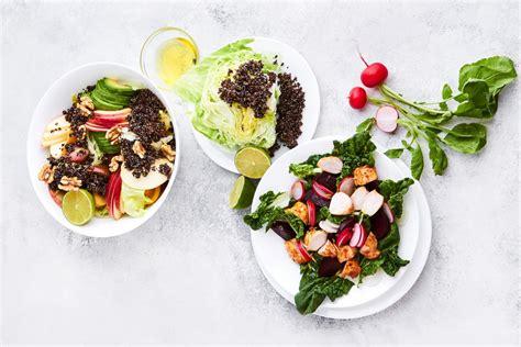 Dzīvo veselīgi! Salātu receptes aktīva dzīvesveida ...