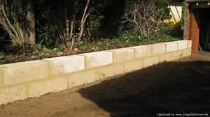 laying concrete blocks to look like limestone - Google ...