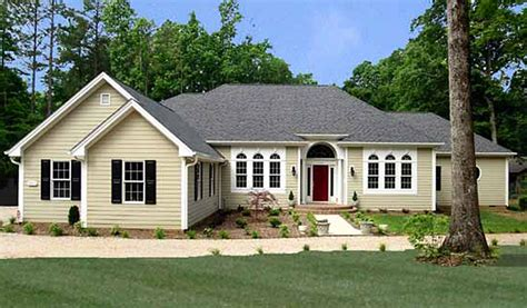 spacious ranch  home office ja architectural designs house plans