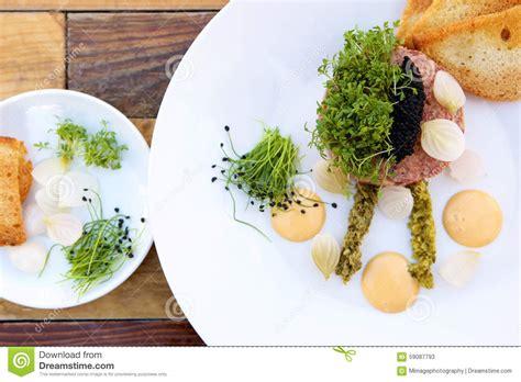 cuisine haute haute cuisine stock photo image 59087793