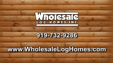 How To Build A Log Home Or Log Cabin And Save Thousands
