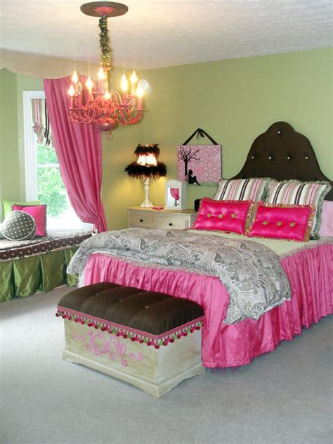 Pink Bedroom For Teenager by Colorful Teen Bedrooms Kids Room Ideas For Playroom