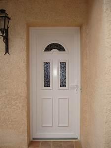 Porte D Entrée Pvc : porte d 39 entr e pvc finstral classic alu vigouroux ~ Dailycaller-alerts.com Idées de Décoration