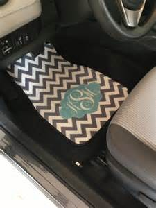 Car Mats Monogrammed Gifts Personalized Custom Floor Mats Cute Car Accessories For Women Car Mat Monogram Gift Ideas Sweet 16 Car Decor